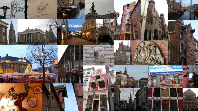 Groningen voorjaar in november
